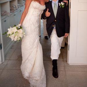 RIVINI designer wedding dress